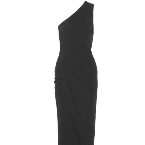 Michael Kors Collection Dresses | Black Evening Gown Size 10 | Poshmark